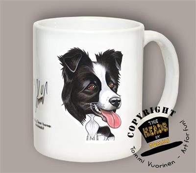 Border Collie mok