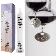 Galileo thermometer medium - Esschert Design