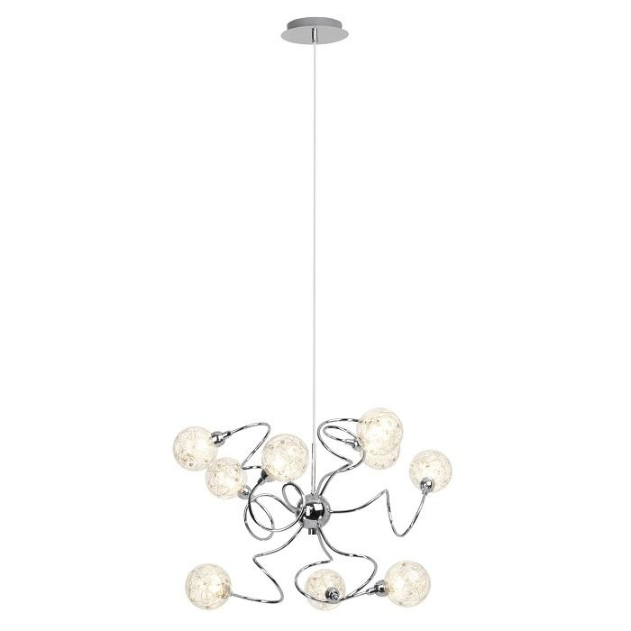 Hanglamp Joya 9 lamps - Brilliant