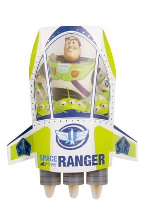 Hanglamp Toy Story rocket - Brilliant