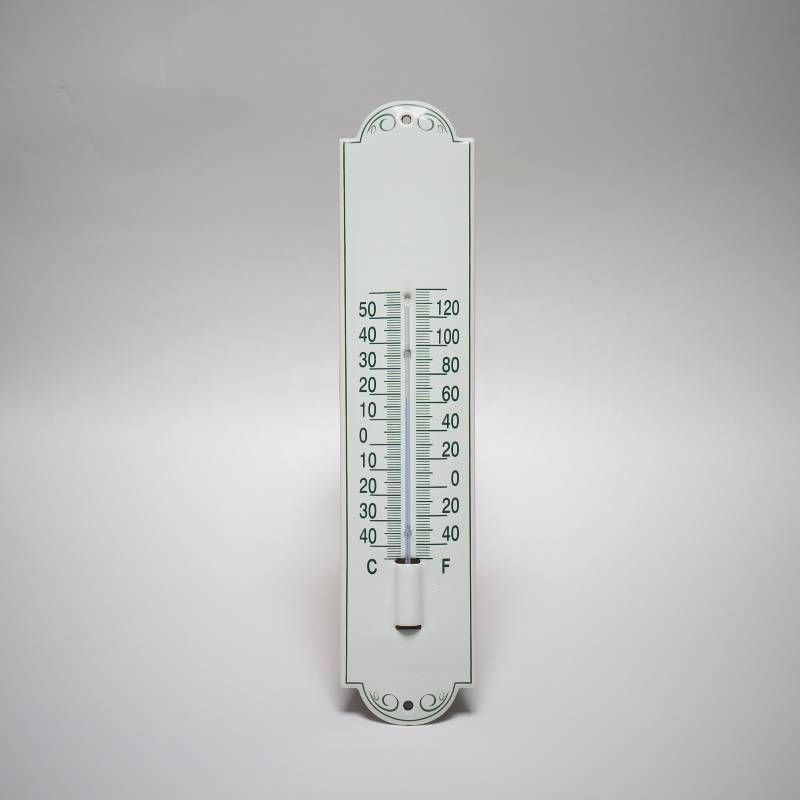 Thermometer Blanco Crème - Groen