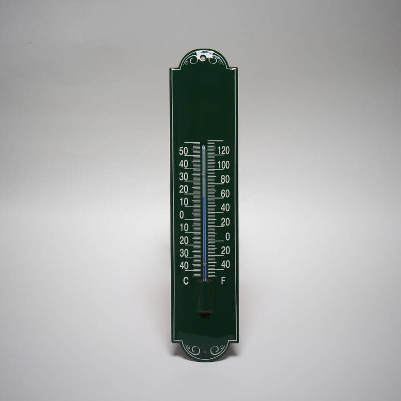 Thermometer Blanco Groen - Crème