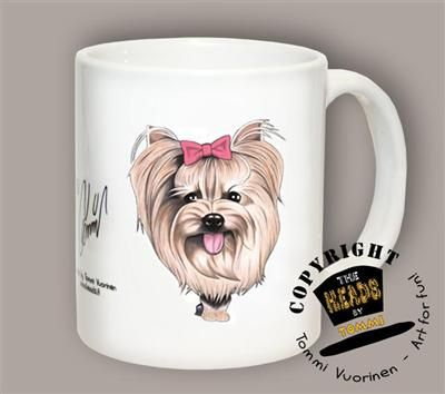 Yorkshire Terrier mok