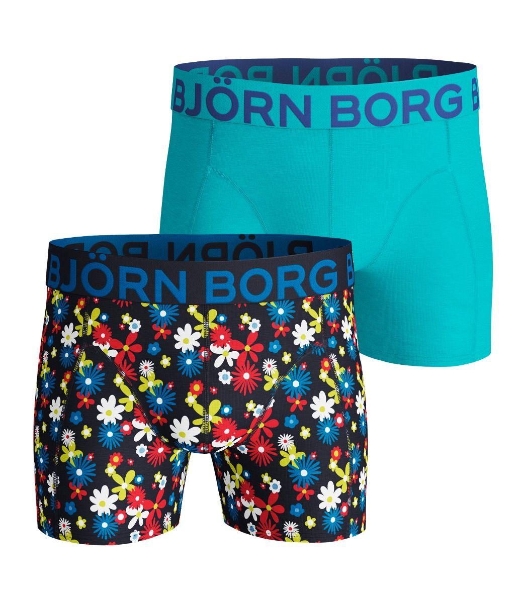 Björn Borg 2-pack Sammy Retro Flower