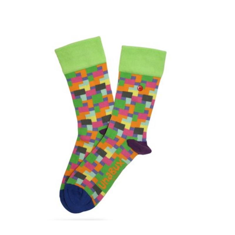 Unabux sokken crazy