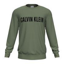 Calvin Klein sweatshirt heren olive - L9P