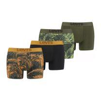 Levi's 4-pack boxershorts brief tropical - combi