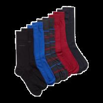 Hugo Boss 5-pack sokken stretch cotton - mix