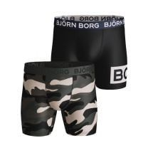 Bjorn Borg 2-pack boxershorts camo