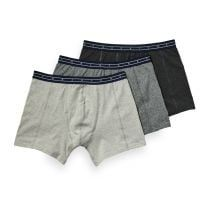 Scotch & Soda boxershorts 3-pack grijs