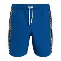 Calvin Klein zwemshort boys blauw - C5D