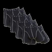 Cavello 8-pack boxershorts - zwart