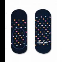 Happy Socks Liner Socks Mini Dots - donkerblauw