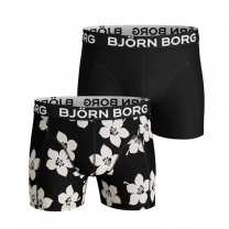 Björn Borg 2-pack boxershorts - graphic flower