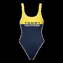 Tommy Hilfiger badpak - geel