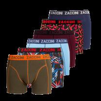 Zaccini 6-pack boxershorts verrassingsdeal