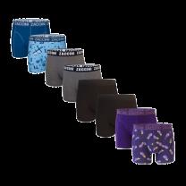 Zaccini 8-pack boxershorts verrassingsdeal