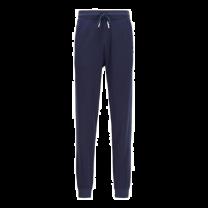 Hugo Boss loungebroek sweatstof - Dark blue