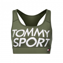 Tommy Hilfiger dames sports bra - groen