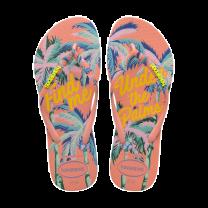 Havaianas slim summer slippers - zachtroze