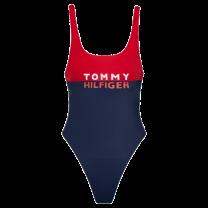 Tommy Hilfiger badpak - rood