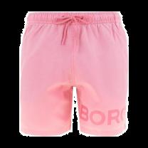 Björn Borg zwembroek Sheldon Shorts - roze