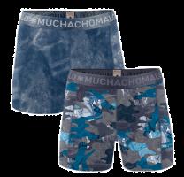 Muchachomalo jongens 2-pack boxershorts - Hustle.