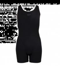 Speedo Essential legsuit badpak dames - zwart