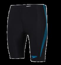 Speedo E10 placement jammer heren - zwart / blauw