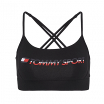 Tommy Hilfiger sports bra - zwart