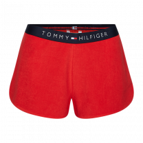 Tommy Hilfiger terry shorts - rood