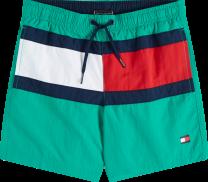 Tommy Hilfiger zwembroek boys medium - groen