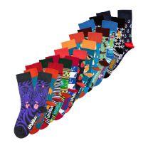 Unabux 12 heren sokken