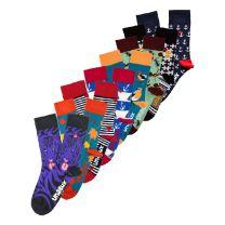 Unabux 8-pack sokken