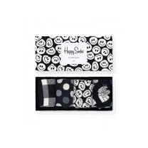 Happy Socks Black and White Giftbox Unisex