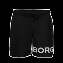 Björn Borg zwembroek Sheldon Short - zwart