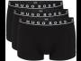 Hugo Boss boxer 3 pack trunk zwart
