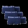 Zaccini 6-pack dames boxershorts navy
