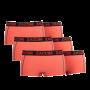 Zaccini 6-pack dames boxershorts emberglow