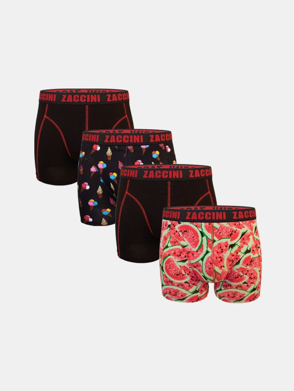 4-pack boxershorts Cool Pack