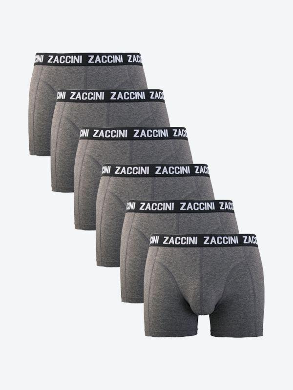 6-pack grey melange