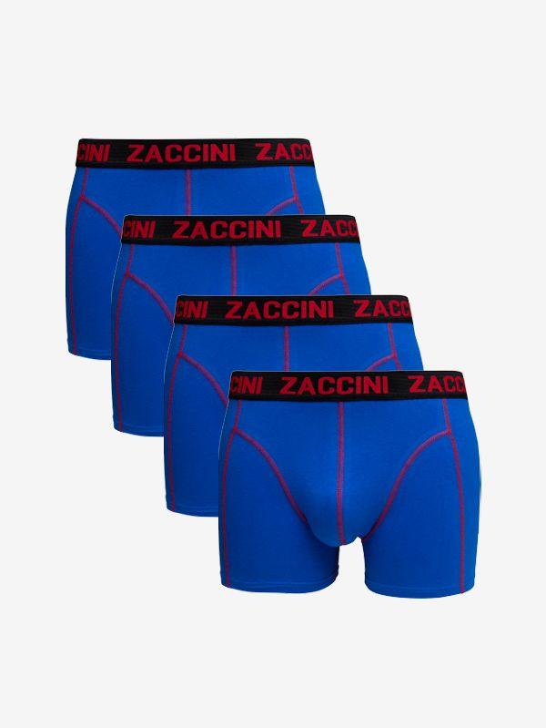 4-pack boxershorts royal blue