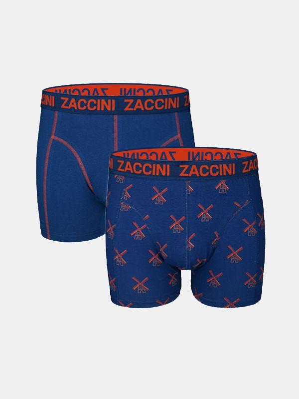 Zaccini 2-pack boxershorts molen