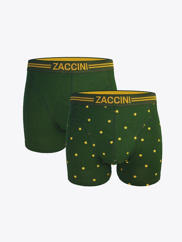 Zaccini 2-pack gold star