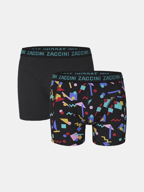 Zaccini 2-pack boxershorts memphis