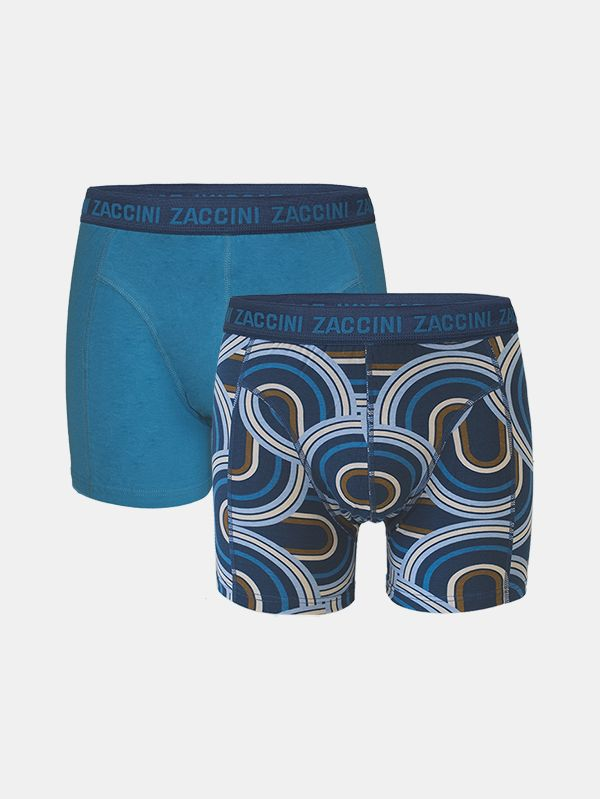 Zaccini 2-pack boxershorts arches