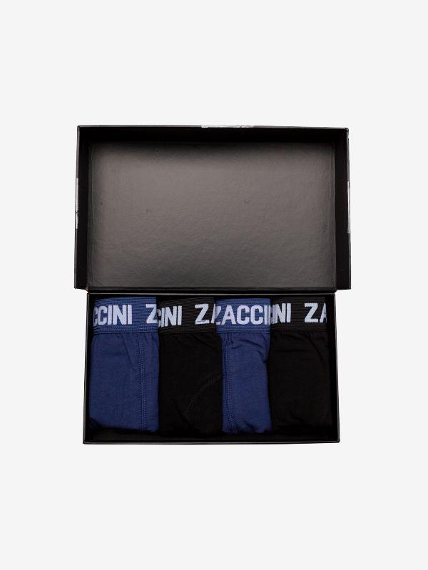 Zaccini 4-pack boxershorts giftbox