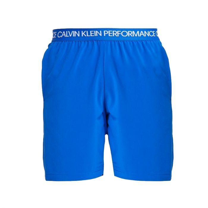 Calvin Klein performance short - korte broek - blauw