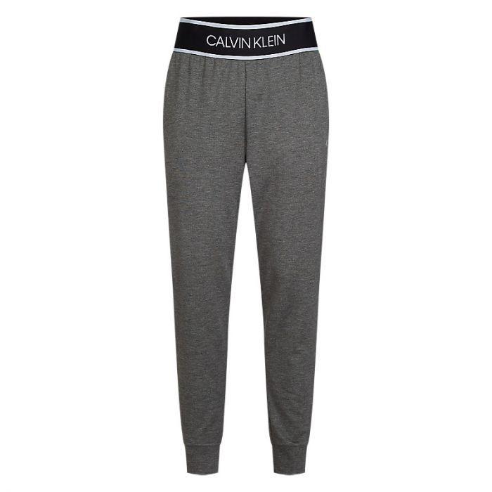 Calvin Klein heren jogger sport elastisch - grijs