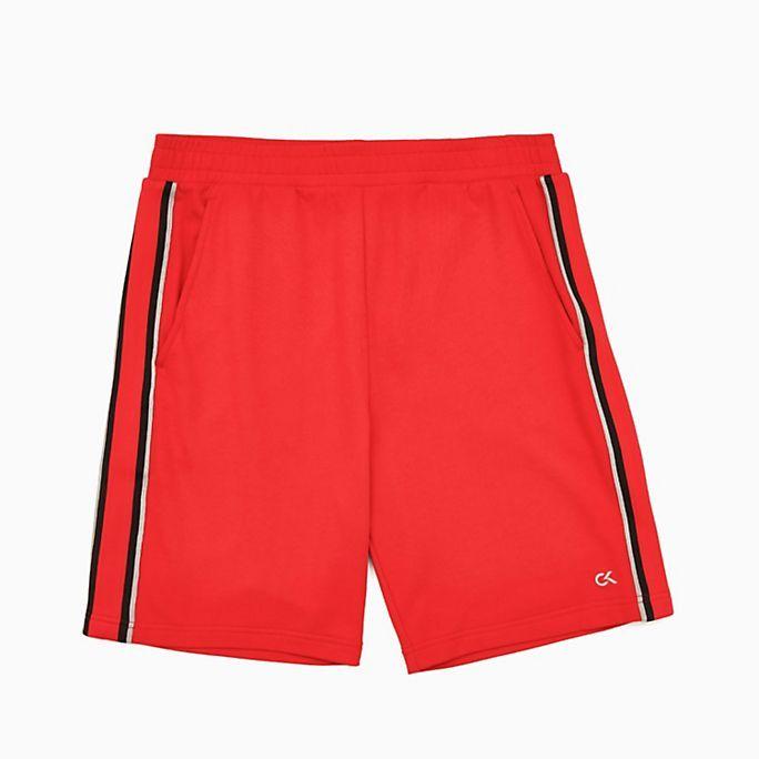 Calvin Klein heren Knit short - rood